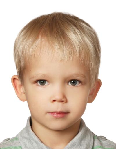 Zdjęcia biometryczne dzieci